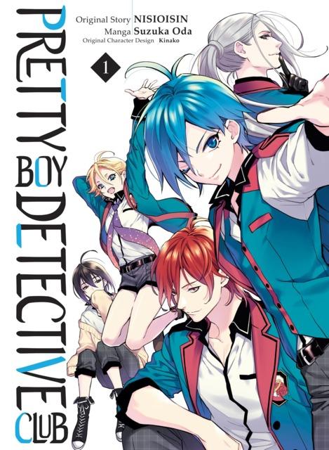 Pretty Boy Detective Club