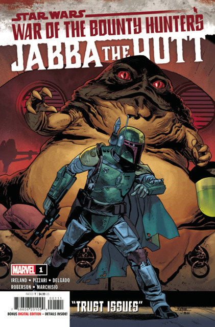 Star Wars: War of the Bounty Hunters: Jabba the Hutt