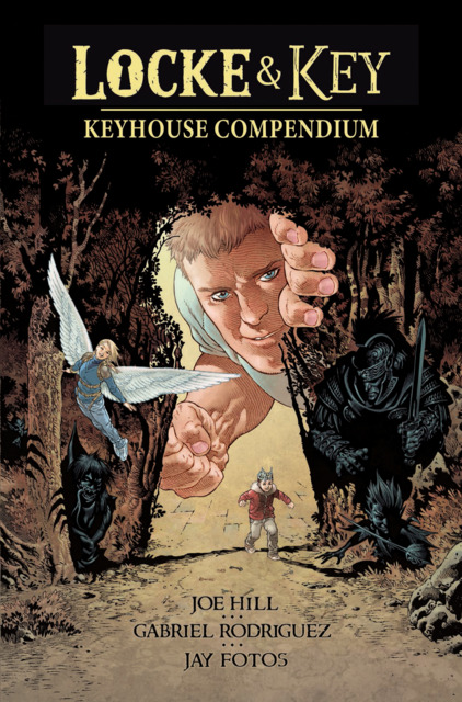 Locke & Key: Keyhouse Compendium