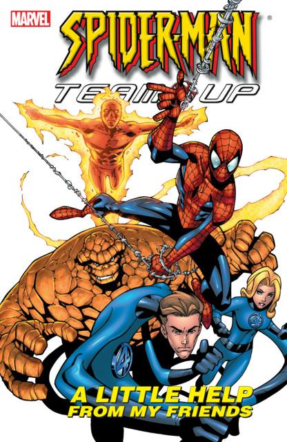 Spider-Man Team-Up: A Little Help From My Friends
