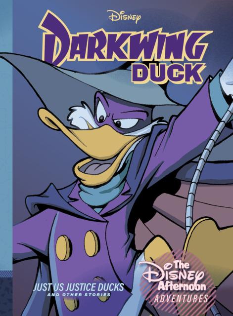 Darkwing Duck: Just Us Justice Ducks