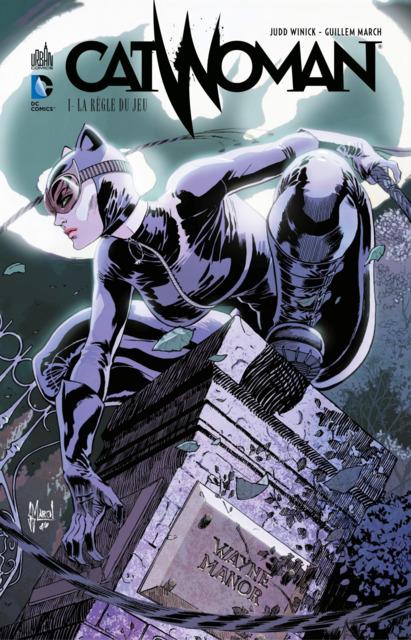 Catwoman : La Règle du jeu