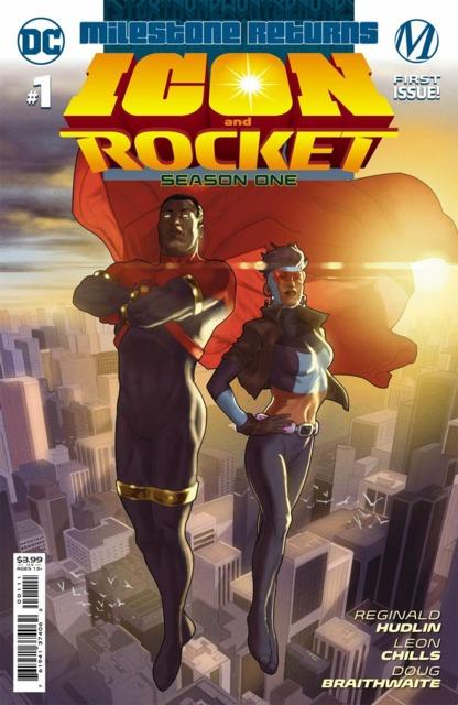 Icon & Rocket: Season One