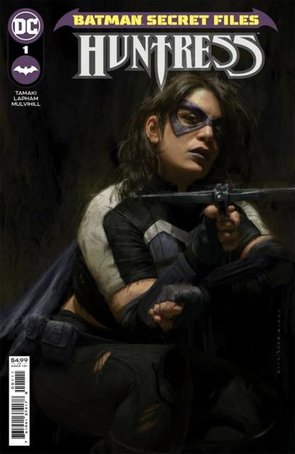 Batman Secret Files: Huntress