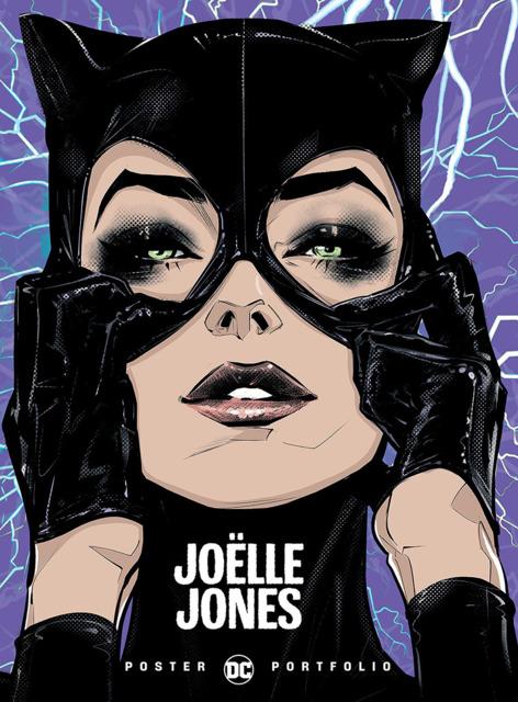 DC Poster Portfolio: Joëlle Jones