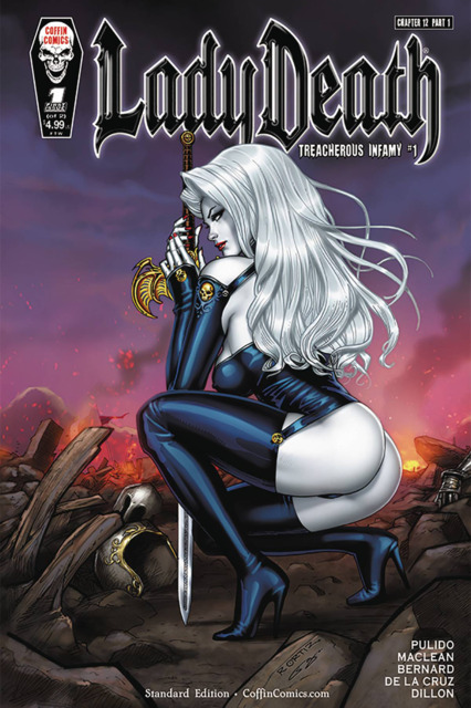 Lady Death: Treacherous Infamy