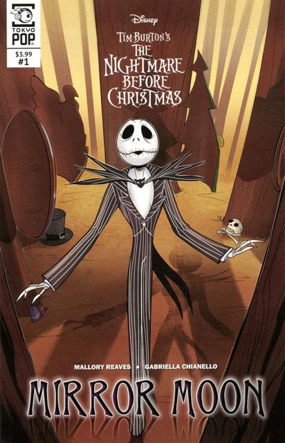 The Nightmare Before Christmas: Mirror Moon