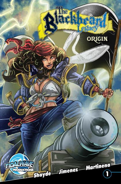 The Blackbeard Legacy: Origin