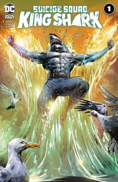 Suicide Squad: King Shark