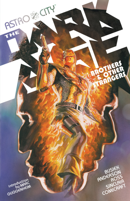 Astro City: The Dark Age Book One: Brothers and Other Strangers