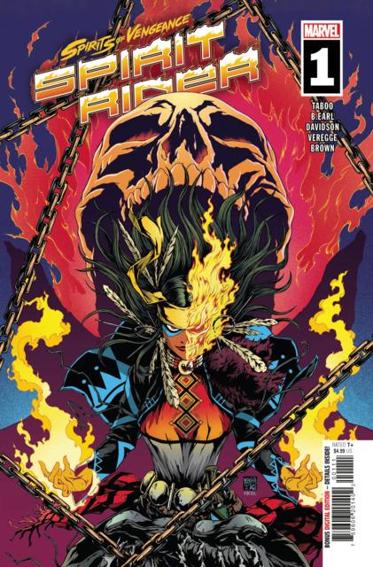 Spirits of Vengeance: Spirit Rider