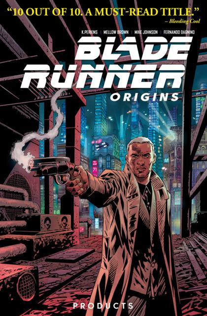 Blade Runner Origins: Products