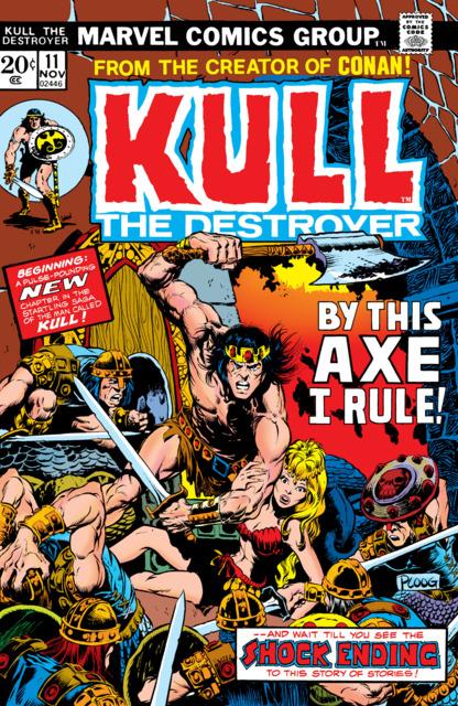 Kull the Destroyer