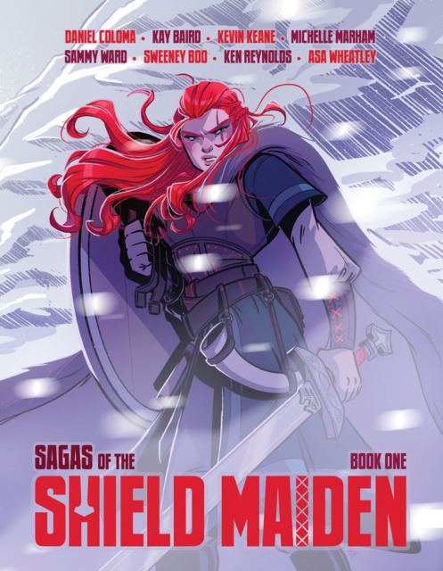 Sagas of the Shield Maiden