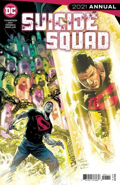 Suicide Squad 2021 Annual