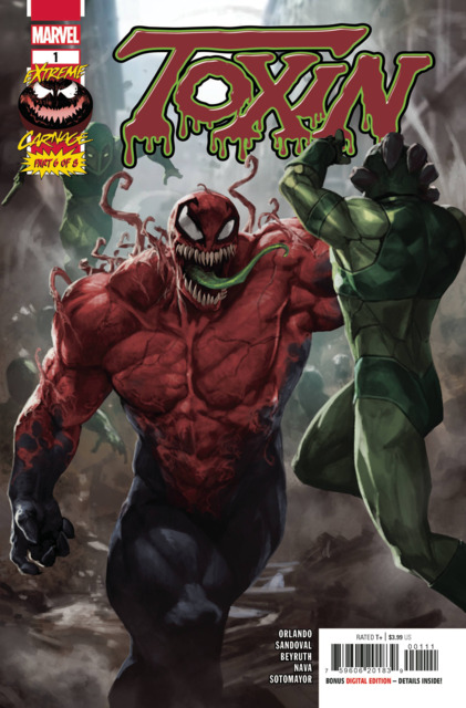 Extreme Carnage: Toxin