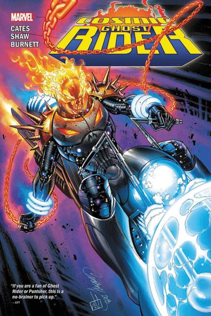 Cosmic Ghost Rider Omnibus