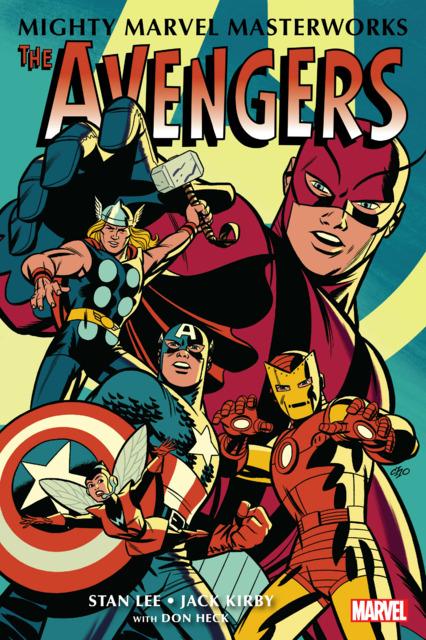 Mighty Marvel Masterworks: The Avengers