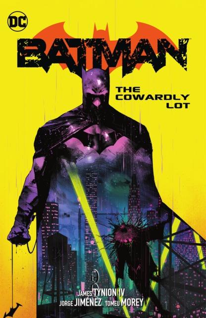 Batman: The Cowardly Lot