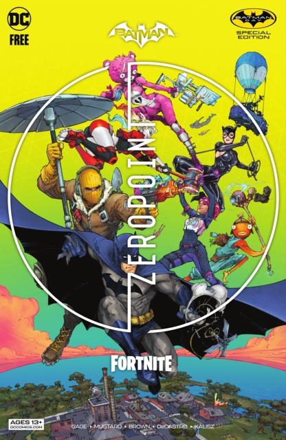 Batman Fortnite: Zero Point Batman Day Special Edition