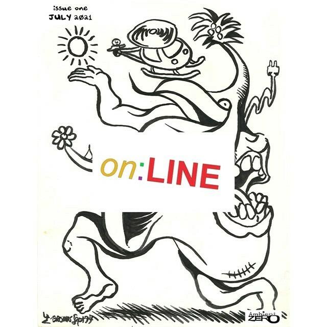 on:LINE Magazine Comics Anthology