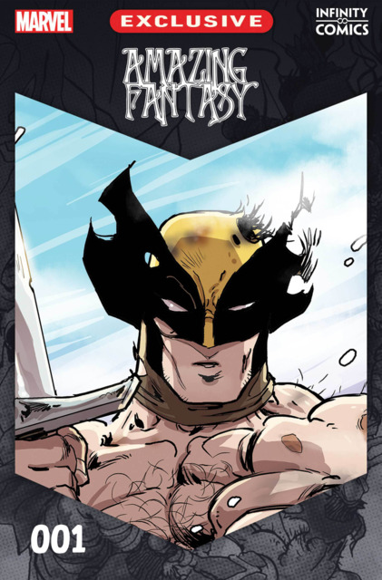 Amazing Fantasy: Prelude Infinity Comic