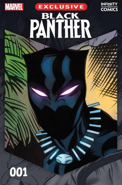 Black Panther Infinity Comic Primer