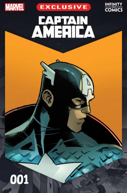 Captain America Infinity Comic