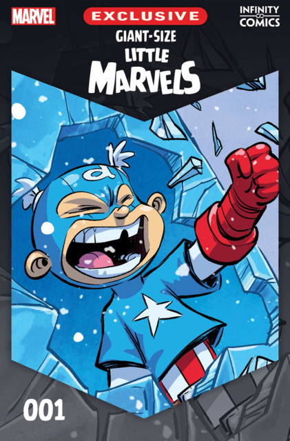 Giant-Size Little Marvels Infinity Comic