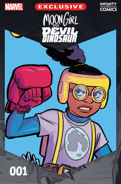 Moon Girl and Devil Dinosaur Infinity Comic Primer