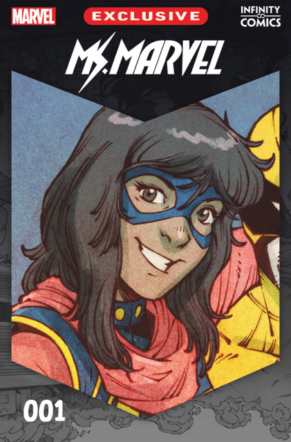 Ms. Marvel Infinity Comic Primer