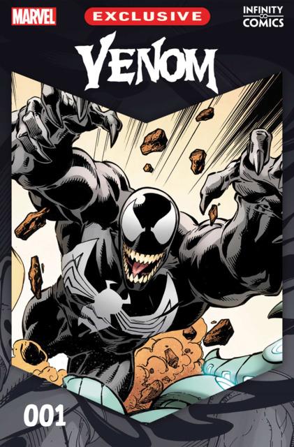 Venom Infinity Comic Primer