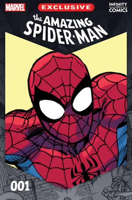 Amazing Spider-Man Infinity Comic Primer