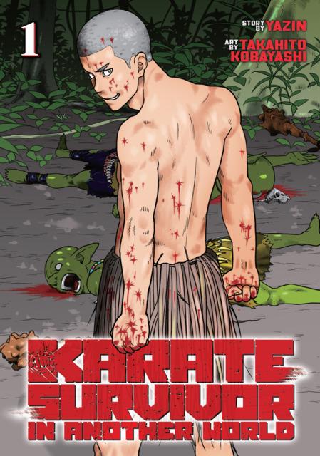 Karate Survivor in Another World