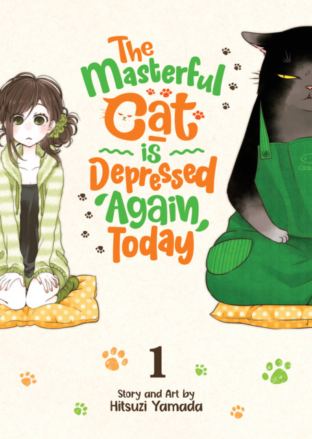 The Masterful Cat is Depressed Again Today