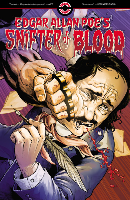 Edgar Allan Poe's Snifter of Blood