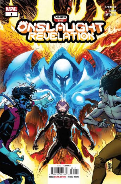 X-Men: The Onslaught Revelation
