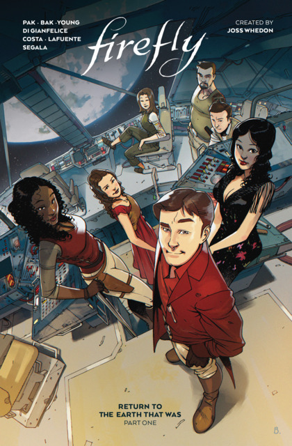 Firefly: Return to Earth That Was