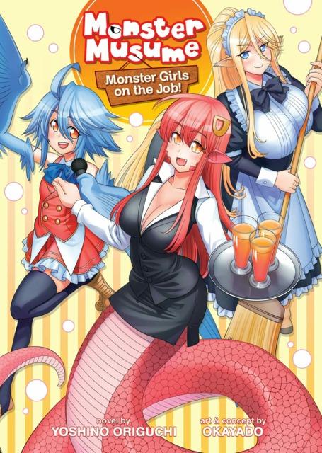 Monster Musume: Monster Girls on the Job!