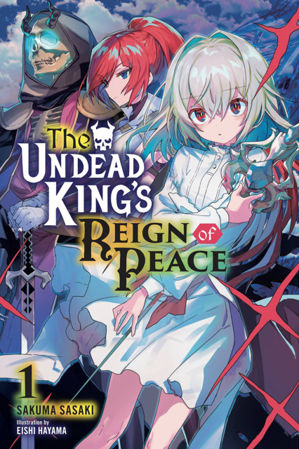 The Undead King's Reign of Peace