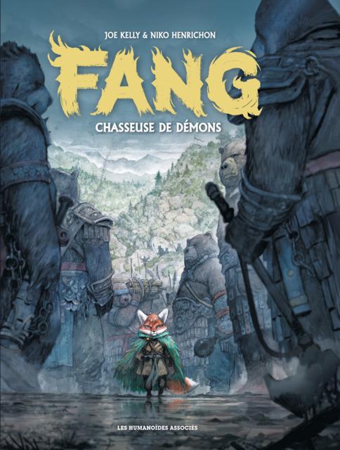 Fang: Chasseuse de démons