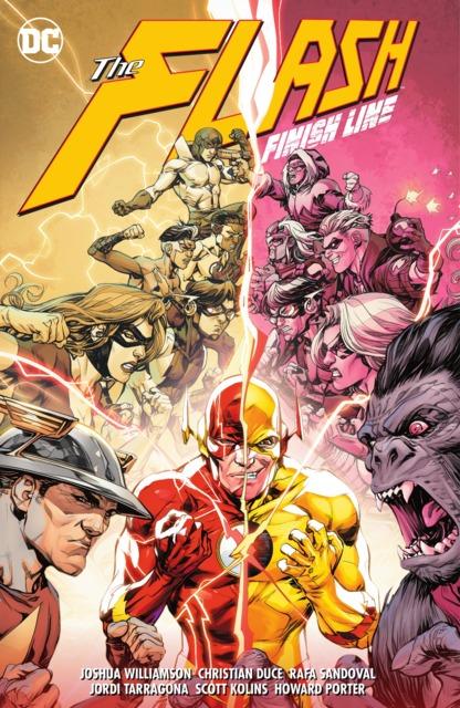 The Flash: Finish Line