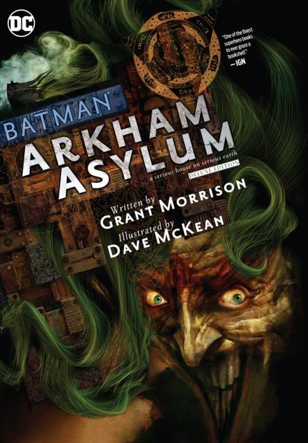 Batman: Arkham Asylum: Deluxe Edition