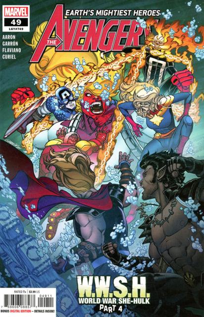 World War She-Hulk Part Four: The Bomb Beneath the Waves