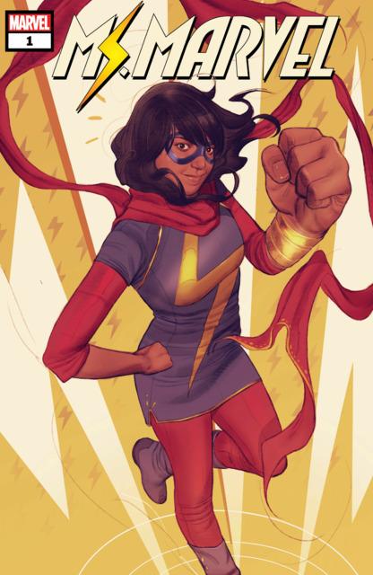 Marvel Tales: Ms. Marvel