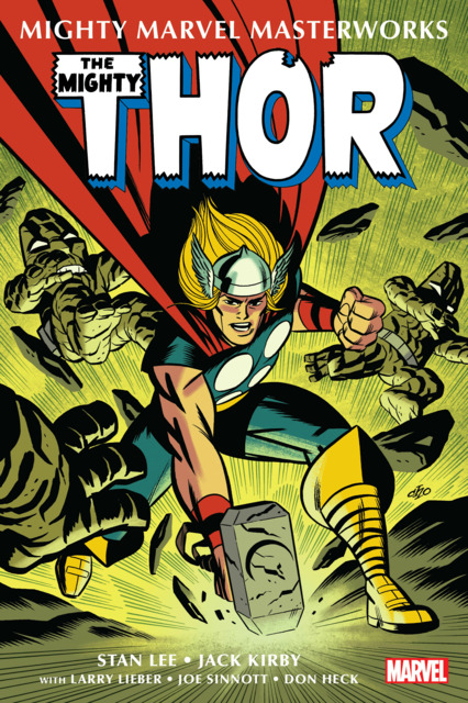 Mighty Marvel Masterworks: The Mighty Thor