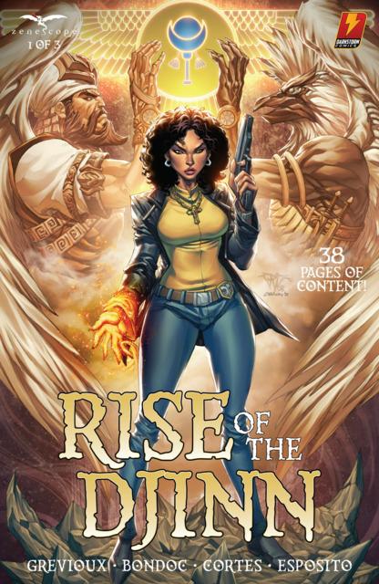 Rise of the Djinn