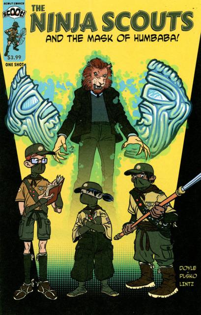 The Ninja Scouts