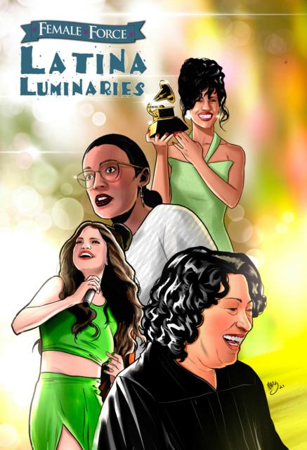 Female Force: Latina Luminaries