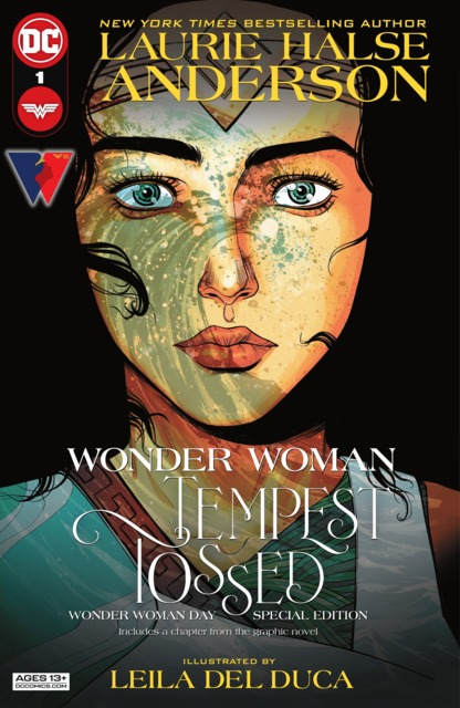Wonder Woman: Tempest Tossed Wonder Woman Day Special Edition